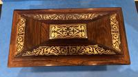 Regency Rosewood Twin Canister Tea Caddy (4 of 23)