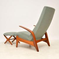 1960's Rock 'n' Rest Armchair & Stool by Rastad & Relling (11 of 12)