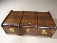 Attractive Early 20th Century Embossed Travelling Case (2 of 6)