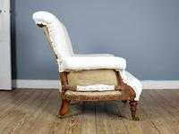 19th Century English Country House Armchair (6 of 7)