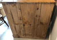 Rustic Two Door Pine Cupboard (5 of 6)