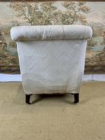 Beautifully Shaped English Armchair (6 of 6)