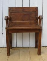 Antique French Bishops Chair (2 of 8)