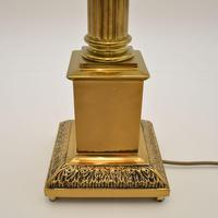 Neoclassical Style Brass Table Lamp (5 of 8)