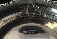 Pair of Edwardian Silver Pin Dishes (5 of 5)