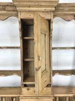 Unusual Victorian Antique Pine Chicken Coop Dresser (11 of 16)