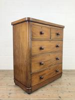 Victorian Mahogany Chest of Drawers (7 of 10)