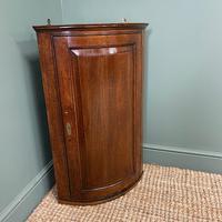 Stunning Georgian Oak Antique Corner Cupboard (3 of 6)