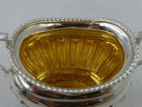 Antique Silver Batchelors Tea Set - Birmingham 1902 (9 of 13)