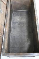 Antique Rustic Oak Coffer (9 of 13)