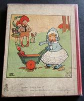 1910 1st Edition Mabel Lucie Attwell Children's Book Peeps Into Picture Land (5 of 5)