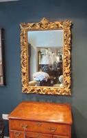 Fine Early Victorian Antique Timber Gilt Mirror (2 of 7)
