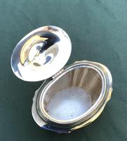 Victorian Silver Plate Tea Caddy  by Thomas Wilkinson &Son (4 of 5)
