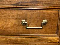 18th Century French Fruitwood Tall Chest of Drawers (15 of 18)