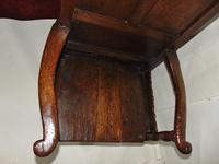 Early Welsh Oak Waincot Chair (9 of 12)