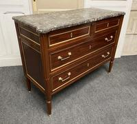 Wonderful French Marble Top Commode (11 of 21)