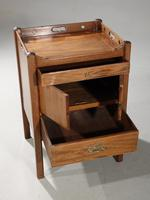 Good Chippendale Period Mahogany Commode (2 of 5)