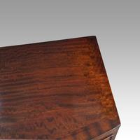 Edwardian Bow Fronted Small Chest (3 of 9)