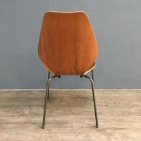 Teak 'City Chairs' by Øyvind Iversen (6 of 13)