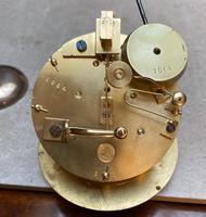 French Louis XVI Style Parcel-Gilt Bronze Mantel Clock (18 of 18)