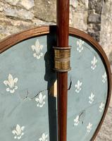 Regency Rosewood Beaded Pole Screen (13 of 18)