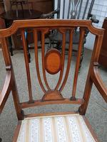Edwardian Pair of Chairs (2 of 6)