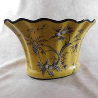19th Century Crackle Glaze Jardiniere (7 of 7)