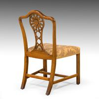 Most Elegant Set of Eight (6+2) Early 20th Century Chippendale Style Mahogany Framed Chairs (7 of 11)