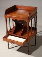 An Attractive Regency Period Folio Music Stand (2 of 5)