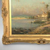 Pierre Jacques Pelletier - 19thc/Early 20thc French Oil on Canvas (3 of 3)