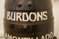 Burdons Bar Top Oak Amontillado Sherry Barrel (4 of 5)