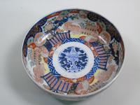 Good Set of Three Graduating Japanese Imari Bowls (2 of 13)