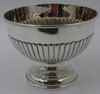 Antique Silver Bowl Sheffield 1903