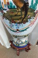 Large Oriental Vase (5 of 8)