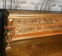 Quality Carved Oak Sideboard (13 of 14)
