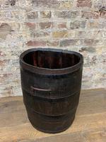 Grape Picking Wooden Barrels (5 of 6)