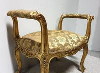 Excellent Quality Louis XV Stool (9 of 13)