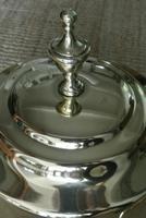 19th Century Dutch Copper & Brass Ash Bucket 'Doofpot' Peat Castellated Seam (7 of 9)