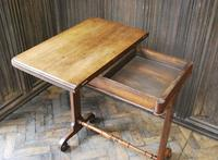 Oak Occasional Side Tea Table (7 of 9)