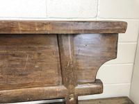 Unusual Oriental Elm Altar Table Sideboard (10 of 18)