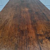 Large Antique French Farmhouse Table (6 of 6)