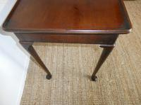 English 18thc Side Table (6 of 8)