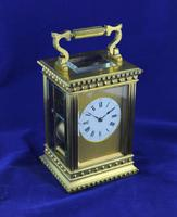 Henri Jacot Repeating Carriage Clock (10 of 11)