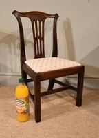 19th Century Mahogany Childs Chair (6 of 6)
