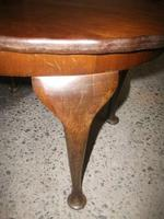 Small Pie Crust Occasional Table (3 of 3)