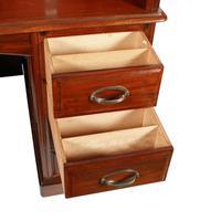 English Mahogany Roll Top Desk (9 of 9)