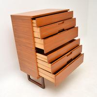 Walnut Chest of Drawers by Uniflex  Vintage  1950's (9 of 11)