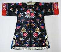 19th Century Chinese Silk Embroidered Robe (4 of 11)
