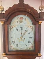 Eight Day Georgian Longcase Clock (4 of 12)
