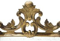George III Style Carved Giltwood Mirror (5 of 6)